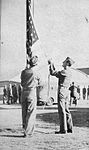 Hicks Field -Retreat Formation Lowering Flag.jpg