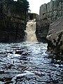 High Force Waterfall - geograph.org.uk - 536327.jpg