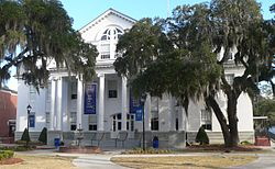 Hill Hall (Savannah State U) from SSW 2.JPG