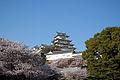 Himeji castle April 14.jpg