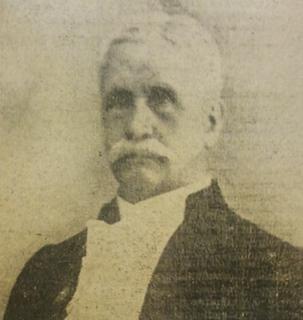 Hiram Shaw Wilkinson British judge