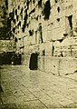 Historical images of the Western Wall - 1920 C SR 016a.JPG