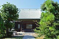 Hitachi-kokubunji hondou.JPG