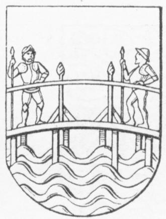 Hobro - Image: Hobros våben 1648
