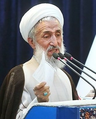 Kazem Seddiqi - Image: Hojjat ol Islam Kazem Seddiqi 05