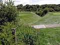 Hollow way, Hockley Golf Club - geograph.org.uk - 450597.jpg