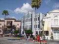 Hollywood themed area. Universal Studios Florida.JPG