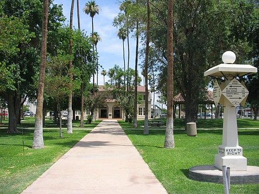 Holtville, California