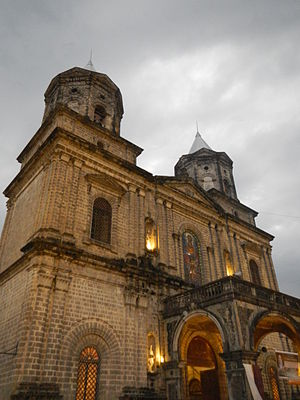 Holy Rosary Parish Church (Angeles) - Image: Holy Rosary Parish Churchjff 3989 04