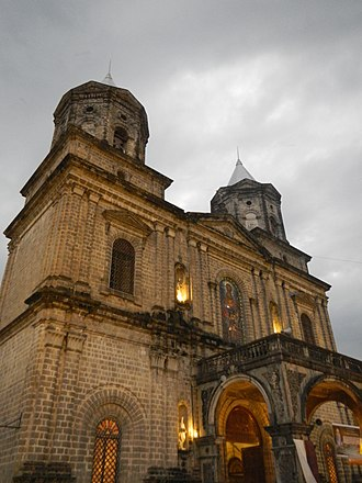 Holy Rosary Parish Church (Angeles) - Image: Holy Rosary Parish Churchjff 3989 04