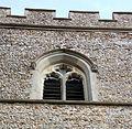 Holy Trinity Church, Takeley - tower west belfry window.jpg