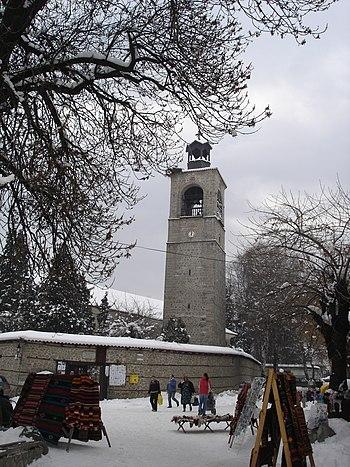 Holy Trinity Church of the Bulgarian national ...