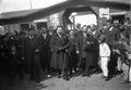 Homenagem a Afonso Costa em Cacilhas - Benoliel, 1911.png