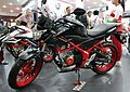 Honda CB150R Streetfire SE - Jakarta Fair 2016 - June 21 2016.jpg