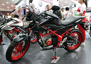 Honda CB150R - Wikipedia