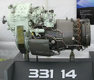 Honeywell TPE331 - TPE331-14