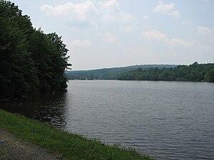 French Creek State Park - Hopewell Lake