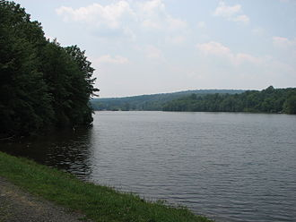 French Creek State Park - Hopewell Lake
