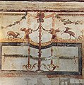 House of the Prince of Naples in Pompeii Plate 152 Triclinium East Wall Upper Zone MH.jpg