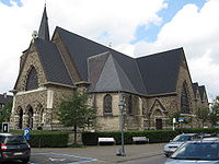 Houthalen - Sint-Martinuskerk1.jpg