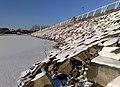 Hráz přehrady Olešná u Frýdku-Místku - panoramio.jpg