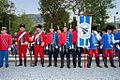 Hrvatske povijesne vojne postrojbe 072012 003 roberta f.jpg