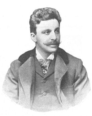 Hugo Felix - Hugo Felix, 1900