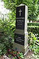 Hugo Luther, königlicher Wildmeister - Friedhof Alt-Buckow.JPG