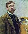 Hugo Vogel - Selbstportrait, 1898.png