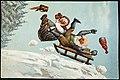 Humoristisk julemotiv tegnet av Wilhelm Larsen (24207674688).jpg