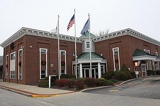 Huntingburg, Indiana - Huntingburg City Hall