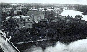 Huntingdon, Quebec - Huntingdon in 1910