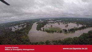 File:Hurricane Harvey's Devastating Flooding in La Grange, Texas.webm
