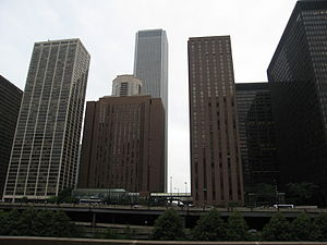 Hyatt Regency Chicago - Hyatt Regency Chicago East and West towers