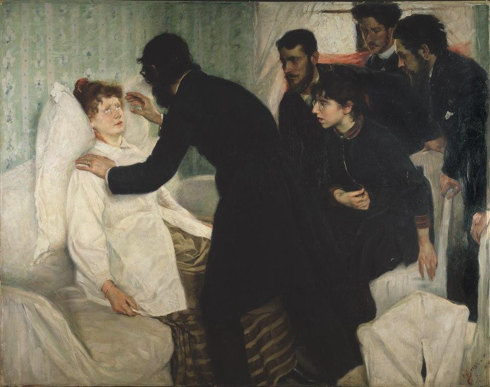 Hypnotic Séance (Richard Bergh) - Nationalmuseum - 18855