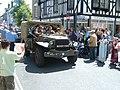 Hythe Festival - Military Police 1944 Dodge - geograph.org.uk - 2294717.jpg