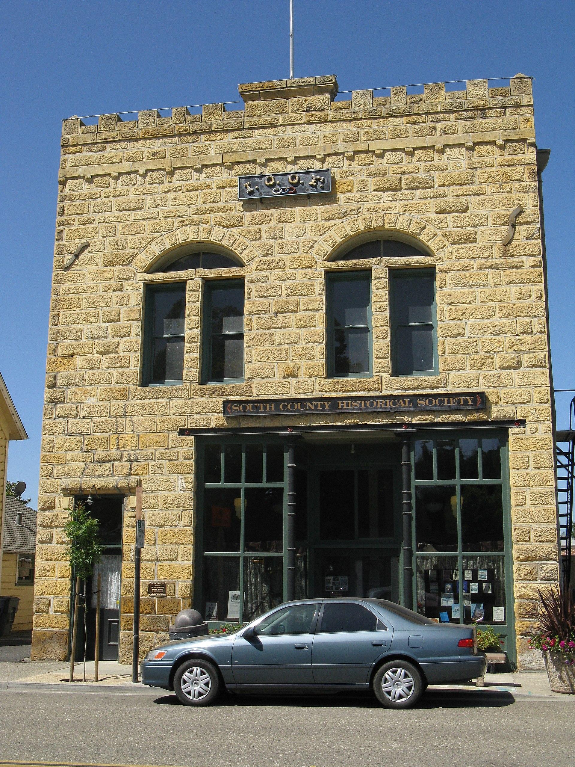 Arroyo Grande Ioof Hall Wikipedia