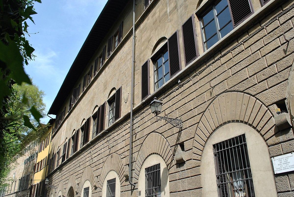 Palazzo Canigiani Florence Wikipedia