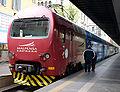 IMG 7512 - MI - Stazione Cadorna FN - Malpensa Express - Foto Giovanni Dall'Orto 31-Mar-2007.jpg