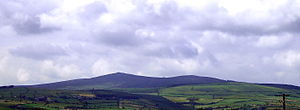 Croghan Mountain - Croghan from the southeast
