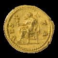 INC-1877-r Ауреус. Сабина. Ок. 128—136 гг. (реверс).png