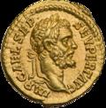 INC-2970-a Ауреус. Септимий Север. Ок. 193—194 гг. (аверс).png