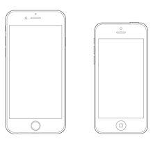 Iphone  Schalter