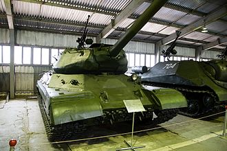 IS tank family - IS-4