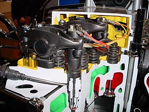 Cummins B Series engine - 5.9 Cummins Common rail fuel injection system