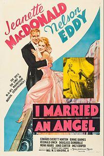 <i>I Married an Angel</i> (film) 1942 film by W. S. Van Dyke, Roy Del Ruth, Hunt Stromberg