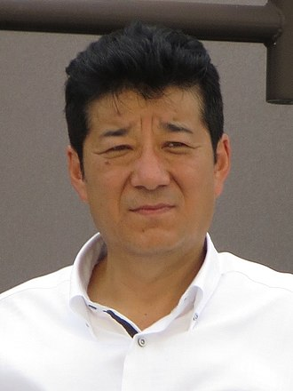 2019 Japanese House of Councillors election - Image: Ichiro Matsui Ishin IMG 5775 20130713 cropped