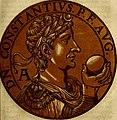 Icones imperatorvm romanorvm, ex priscis numismatibus ad viuum delineatae, and breui narratione historicâ (1645) (14560048839).jpg
