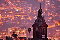 7. San Francisco Church, ValparaísoAuthor: Naxsquire