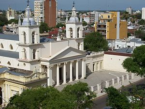 Roman Catholic Archdiocese of Corrientes - Cathedral of Our Lady of the Rosary